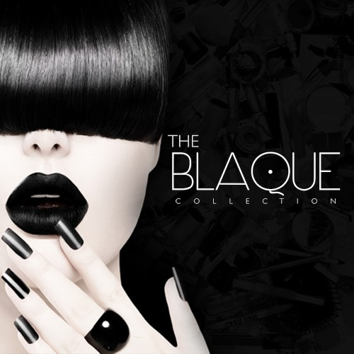 THE BLAQUE COLLECTION: Branding