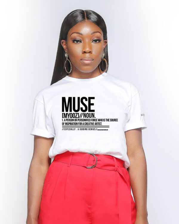 MUSE DEFINITION T-SHIRT