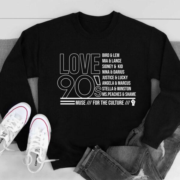 '90s KINDA LOVE SWEATSHIRT