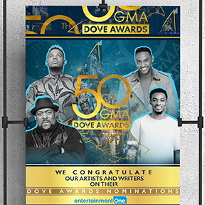 eOne Nashville Dove Awards