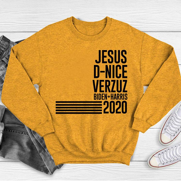 MUSE 2020 Sweatshirt (Jesus, D-Nice, Verzuz, Biden Harris)